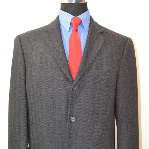 Joseph Abboud Other - Joseph Abboud 42R Sport Coat Blazer Suit Jacket Gr